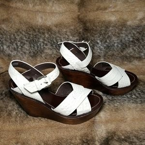 Theory sandals